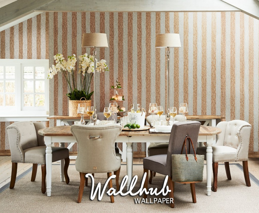 Moving on to the aesthetic appeal of both mediums, wallpapers has an edge  over traditional paint. Painted surfaces could only have the following  options:-