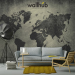 Mural-Wallpaper-World-Map-00-0