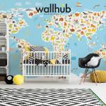 Mural-Wallpaper-World-Map-00-5