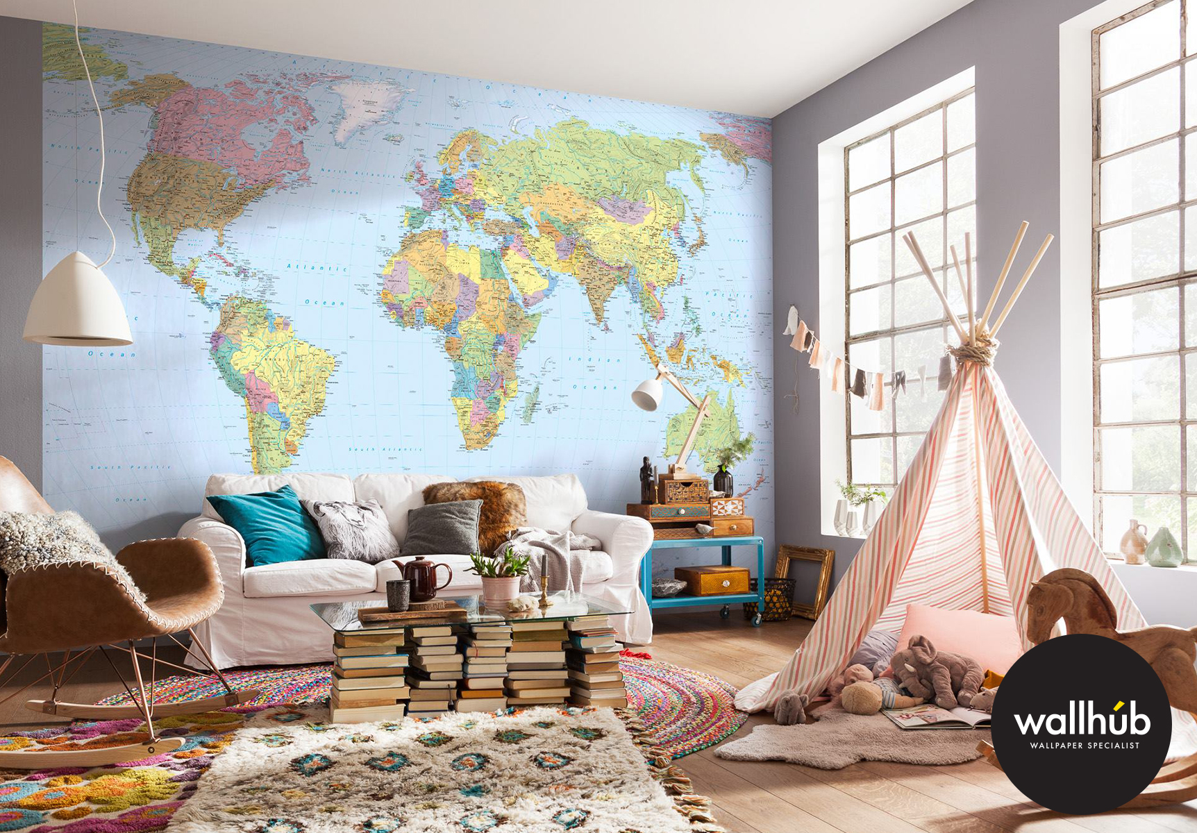 World map mural wallhub mural wallpaper world map 00 7 gumiabroncs Gallery