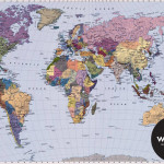 Mural-Wallpaper-World-Map-15