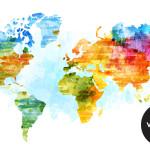Mural-Wallpaper-World-Map-22