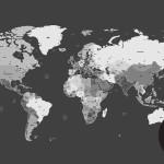 Mural-Wallpaper-World-Map-34