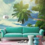 Mural Tropical #2148