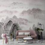 Mural Oriental #2139