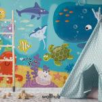 Wallhub Mural Wallpaper #20143