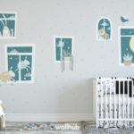 Nordic Nursery Collection #57237