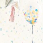 Wallhub Wallpaper Singapore - Swirling Confetti 03