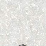 Wallhub Indigo - Classic Paisley Wallpaper 03