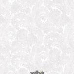 Wallhub Indigo - Classic Paisley Wallpaper 04