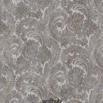 Wallhub Indigo - Classic Paisley Wallpaper 08