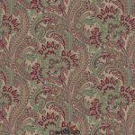 Wallhub Indigo - Classic Paisley Wallpaper 09