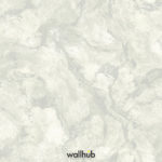 Wallhub Indigo - Oxidised Marble Wallpaper 03
