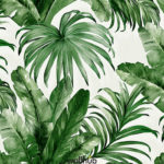 Wallhub Indigo - Palm Tropics Wallpaper 05