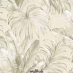 Wallhub Indigo - Palm Tropics Wallpaper 06
