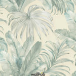 Wallhub Indigo - Palm Tropics Wallpaper 07
