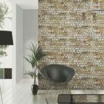 Wallhub Indigo - Pearl Elegance Wallpaper 01
