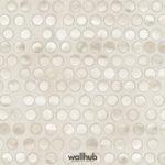 Wallhub Indigo - Pearl Elegance Wallpaper 03