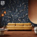 Londonart Italian Wallpaper   Aqualung T06S02