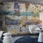 Londonart Italian Wallpaper   Atlantis 16MW