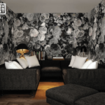 Londonart Italian Wallpaper   Versailles 03MW