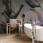 Londonart Italian Wallpaper   Feuilles 17027-02