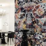 Londonart Italian Wallpaper   Shanghai 06MW