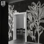 Londonart Italian Wallpaper   Lily 20054-01
