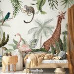 Wallhub WKids Mural Exclusive WM22036