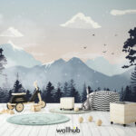 Wallhub WKids Mural Exclusive WM22047
