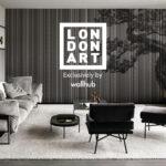 Wallhub   Londonart Exclusive Wallpaper Singapore - Designer Wallpaper for Residential Commercial Hospitality