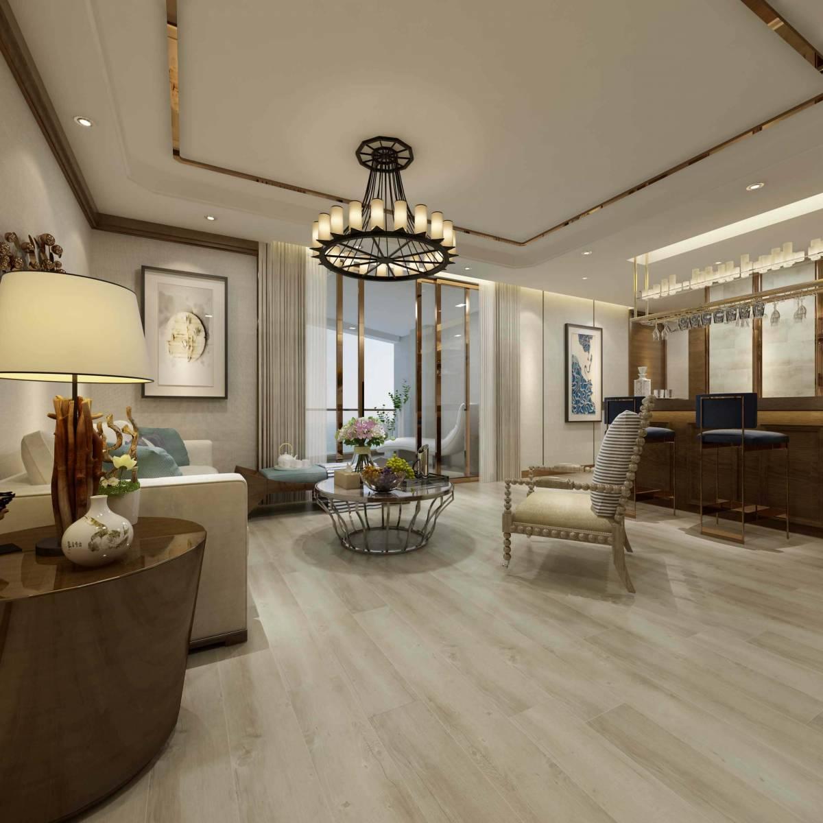 Luxury Vinyl Flooring & Living Room Carpet in Singapore